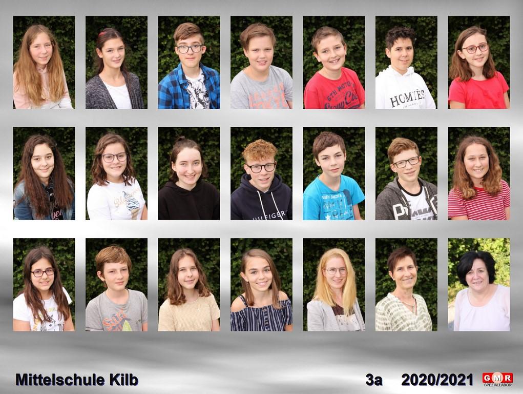 Klassenfoto 3a