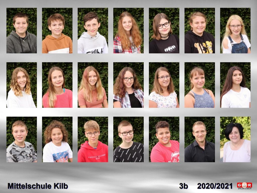 Klassenfoto 3b